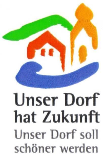 Unser Dorf hat Zukunft - Logo - Bayern