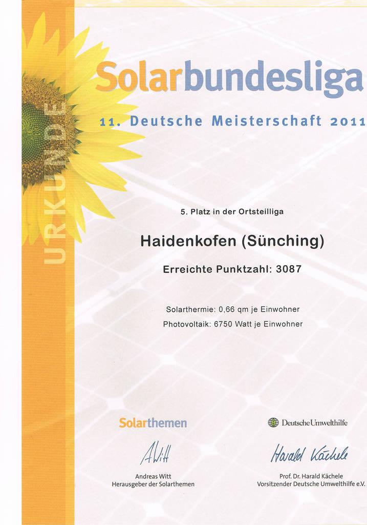 Solarbundesliga