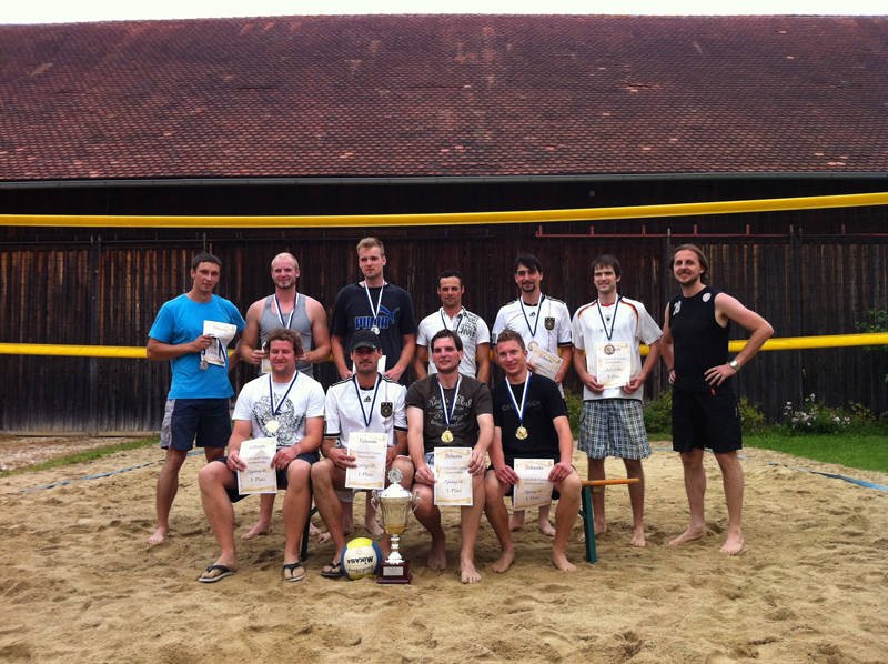 Volleyball 2012