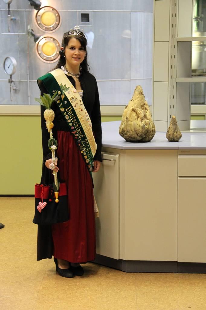Zuckerrübenkönigin 2009