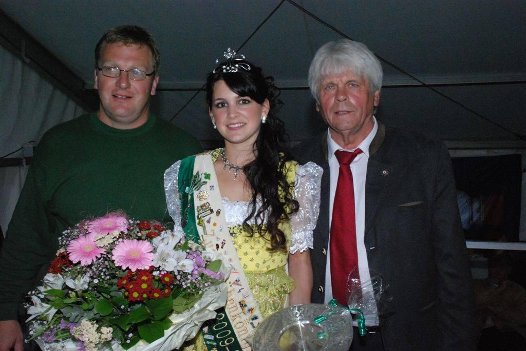 Verabschiedung Christina I. Mai 2011