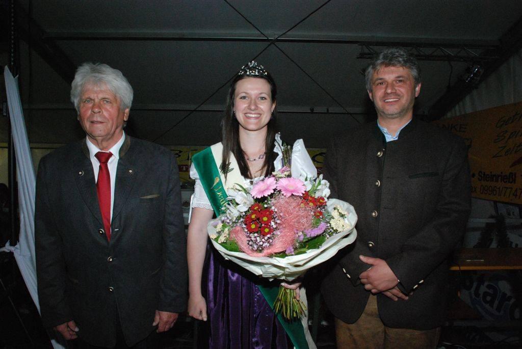 11. Zuckerrübenkönigin Christine I.